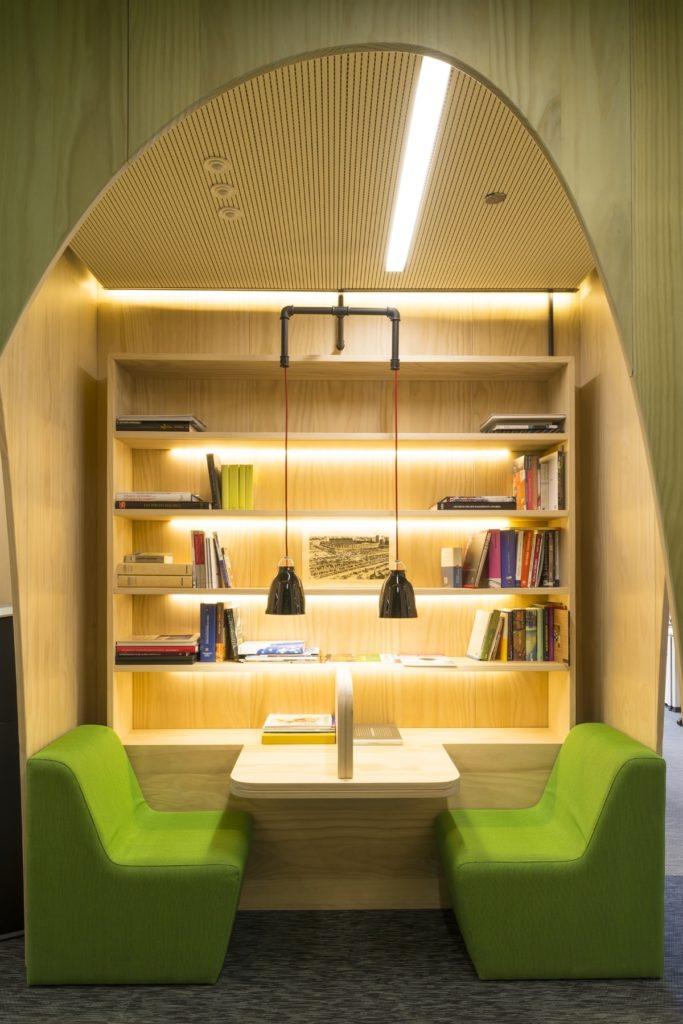 Innovacion oficinas Google Madrid