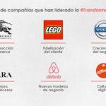6 Ejemplos de compañías que han liderado la #TransformaciónDigital