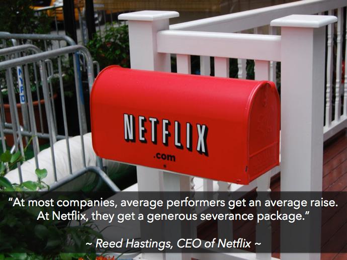 Netflix quote