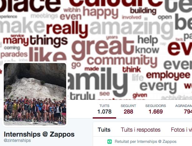 Twitter Zappos