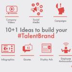 10+1 ideas para construir tu #TalentBrand