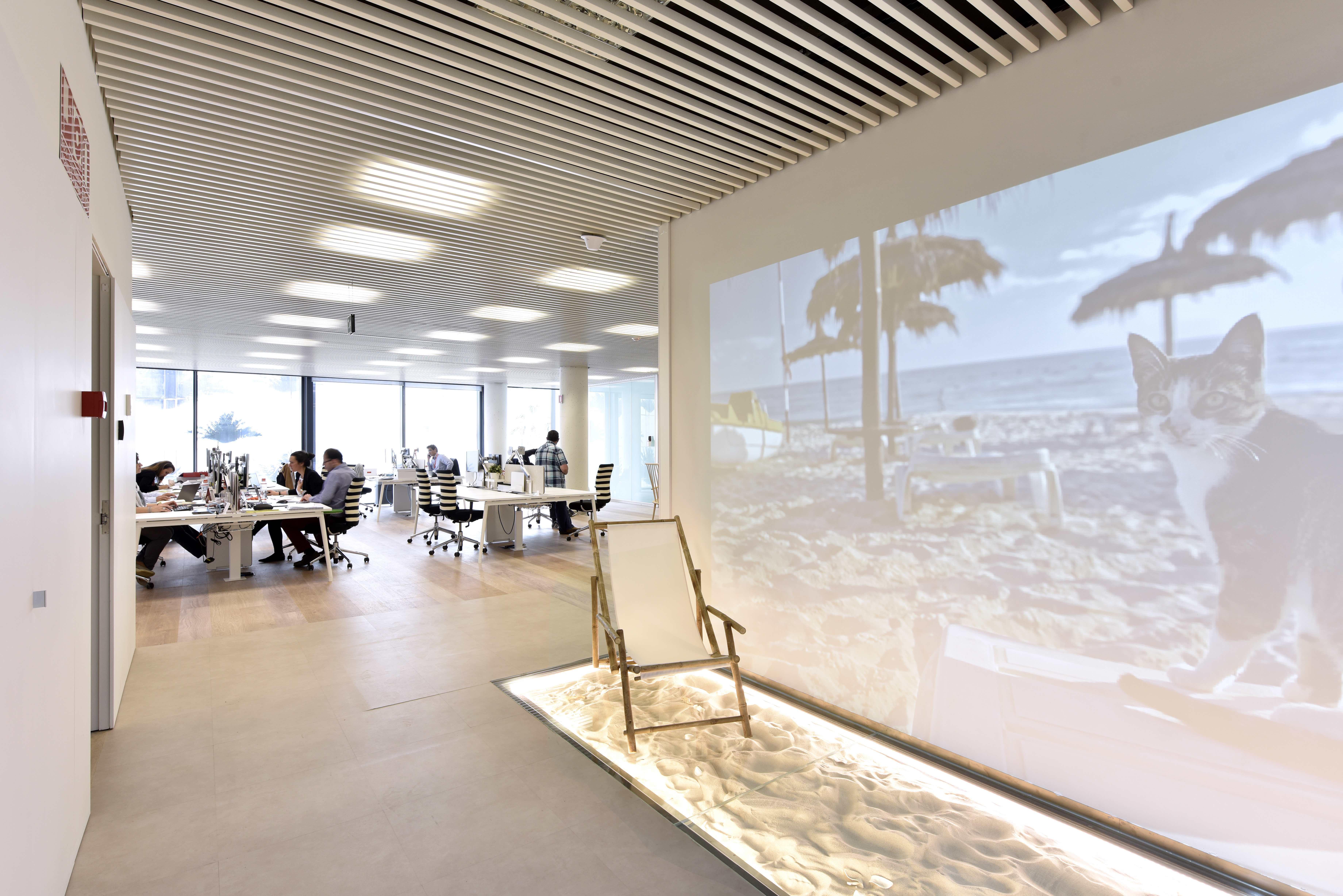 Innovación oficinas affinity