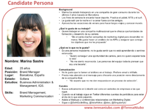 Candidate Persona Candidate Journey