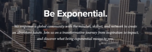 Be exponential 2