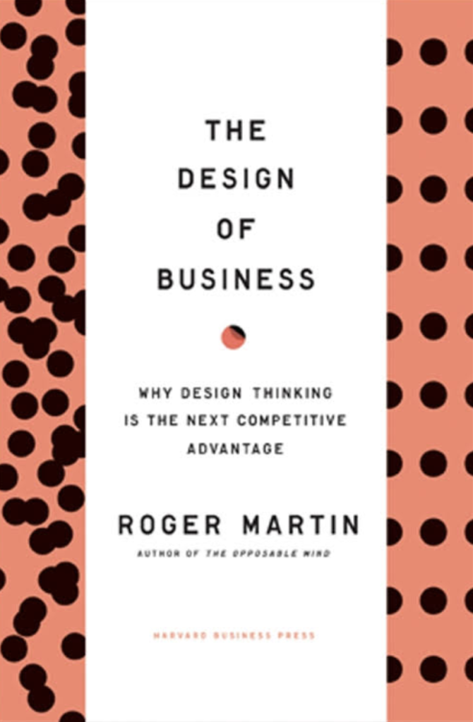 The design of business
