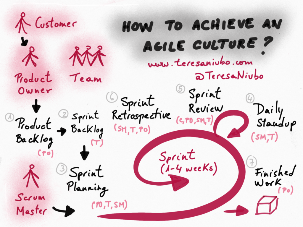 How to achieve an agile culture. Teresa Niubó