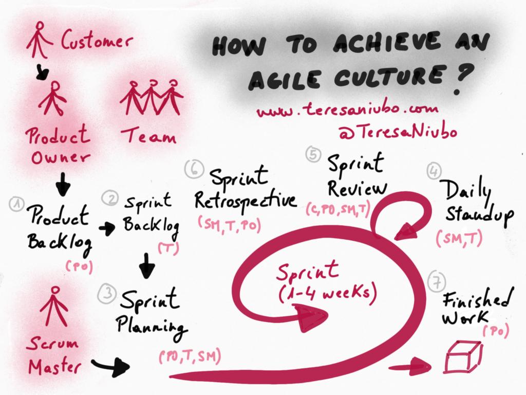 How to achieve an agile culture. Teresa Niubó
